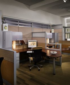 Used Cubicle System