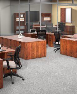 Used Wood and Metal Desks