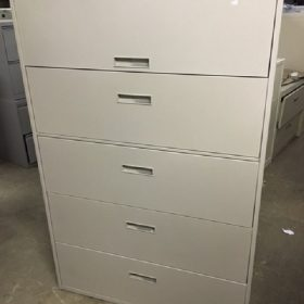Request a Quote & Haworth 3 Drawer 42