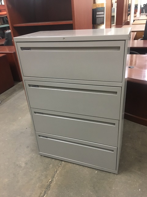 Awesome Hon 800 Series 4 Drawer Lateral File Cabinet Tan Home Interior And Landscaping Transignezvosmurscom